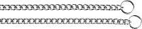 Рывковая цепь Ferplast Chrome CS1624 / 75712903 -