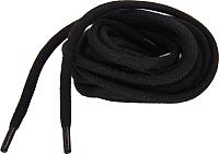 Шнурки для обуви Atemi Черные (110см) -