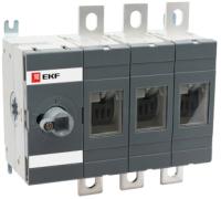 Выключатель-разъединитель EKF TwinBlock реверсивный без рукоятки управления 250A 3P -