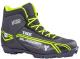 Ботинки для беговых лыж TREK Blazzer 1 N (черный/лайм, р-р 36) -