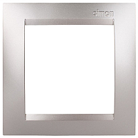 Рамка для выключателя Simon 1500610-034 (шампань) -