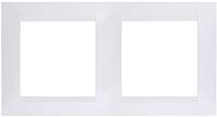 Рамка для выключателя Simon 1500620-030 (белый) -