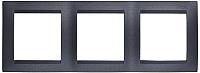 Рамка для выключателя Simon 1500630-038 (графит) -