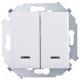 Выключатель Simon 1591392-030 (белый) -
