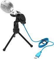 Микрофон Ritmix RDM-127 (черный) -