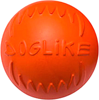 Игрушка для животных Doglike Мяч оранжевый / DМ-7341 -
