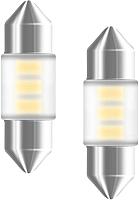 Комплект автомобильных ламп NEOLUX  NF6431CW-02B -