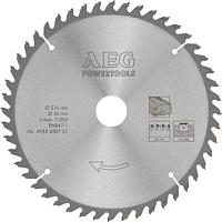 Пильный диск AEG Powertools 4932430721 -