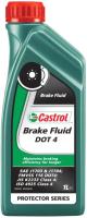Тормозная жидкость Castrol Brake Fluid DOT 4 / 157D5A (1л) -