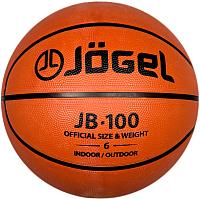 Баскетбольный мяч Jogel JB-100 (размер 6) -