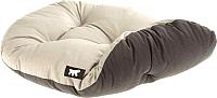 Лежанка для животных Ferplast Relax 55/4 / 82055077 (серый/черный) -