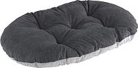 Лежанка для животных Ferplast Relax 100/12C / 82100095 (серый/черный) -