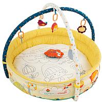Развивающий коврик Pituso Машенька и мишутка -