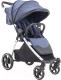 Детская прогулочная коляска Pituso Ruta (деним) -