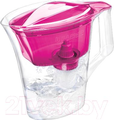 Фильтр питьевой воды БАРЬЕР Танго (пурпурный с узором)
