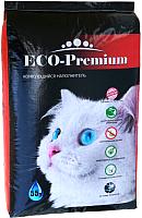 Наполнитель для туалета Eco-Premium Green (55л) -
