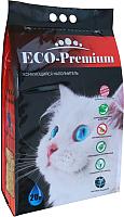 Наполнитель для туалета Eco-Premium Green (20л) -