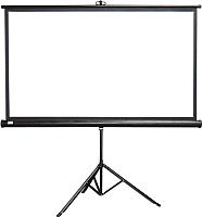 Проекционный экран Classic Solution Crux 165x99 (T 159x89/9 MW-S0/B) -