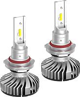 Комплект автомобильных ламп Philips HB3/HB4 LED 11005XUWX2 -