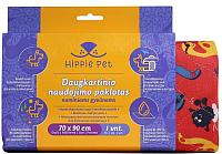 Многоразовая пеленка для животных Hippie Pet UPB-101D (70x90) -