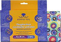 Многоразовая пеленка для животных Hippie Pet UPB-101B (70x90) -