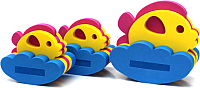 Набор игрушек для ванной El Basco Семейство рыбок / 03-002 -