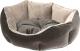 Лежанка для животных Ferplast Queen 60 / 83406003 (бежевый/серый) -