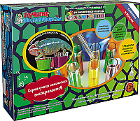 Набор для опытов Научные технологии Хамелеон. Разноцветные фокусы / x020n -