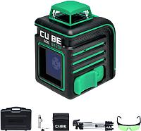 Лазерный нивелир ADA Instruments Cube 360 Green Ultimate Edition / A00470 -