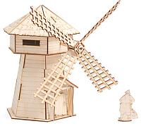 Сборная игрушка Balance.toys Мельница. Последний богатырь / Dis02 -