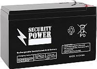 Батарея для ИБП Security Power SP 12-1.3 -