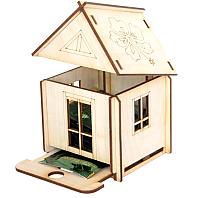 Сборная игрушка Balance.toys Чайный дом / Dom-7 -