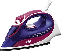 Утюг Holt HT-IR-010 (фиолетовый) -
