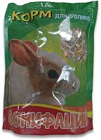 Корм для грызунов Бонифаций Основной рацион для кроликов (500гр) -