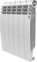 Радиатор алюминиевый Royal Thermo Biliner Alum 500 (4 секция) -