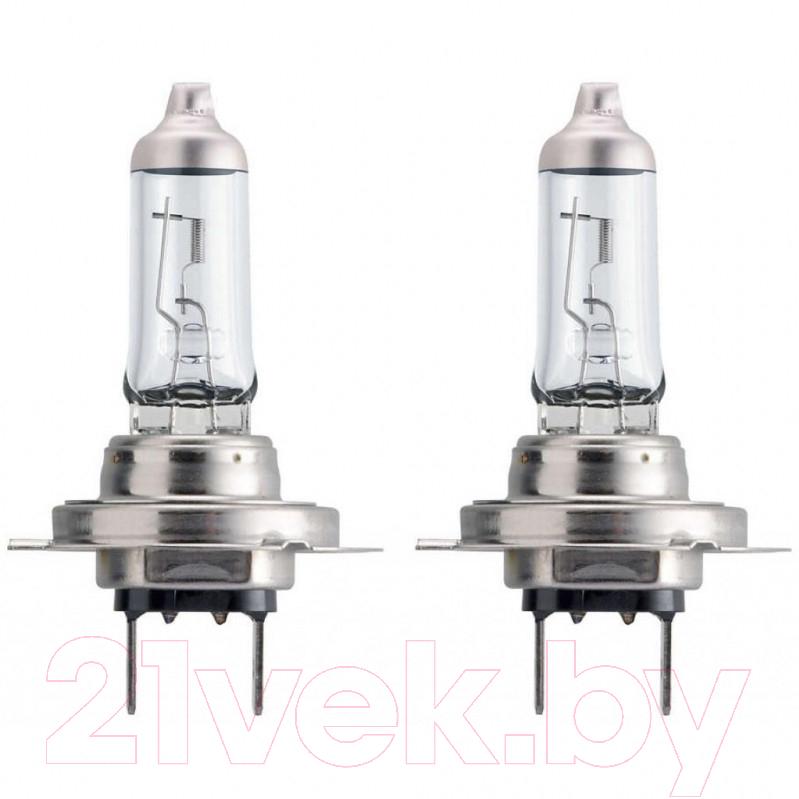 Купить Комплект автомобильных ламп Philips, H7 12972LLECOS2 (2шт), Нидерланды