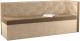 Диван Mebelico Салвадор 49 правый / 59470 (микровельвет, коричневый/бежевый) -