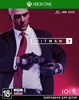 Игра для игровой консоли Microsoft Xbox One Hitman 2 -