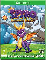 Игра для игровой консоли Microsoft Xbox One Spyro Reignited Trilogy -