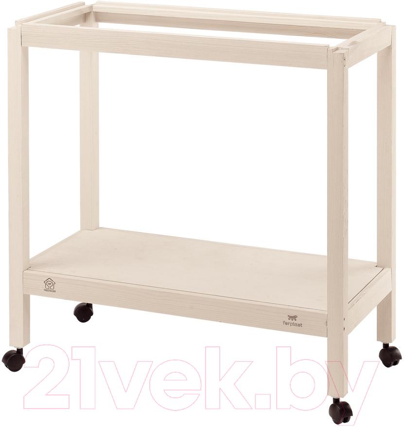 Купить Подставка для клетки Ferplast, Giulietta 5 / 90105000 (деревянная), Италия