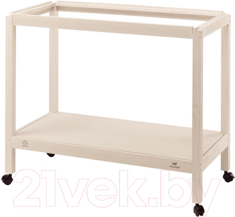 Купить Подставка для клетки Ferplast, Giulietta 6 / 90106000 (деревянная), Италия