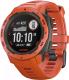 Умные часы Garmin Instinct / 010-02064-02 (красный) -