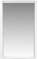 Шкаф с зеркалом для ванной Berossi Hilton АС 25801000 (снежно-белый) -