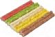 Лакомство для собак Green QZin Жевательные палочки из сыромятной воловьей кожи (100шт) -