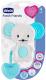 Прорезыватель для зубов Chicco Fresh Friends 3 в 1 / 340624041 (голубой) -