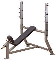 Скамья для жима штанги Body-Solid Pro-Club SIB359G -