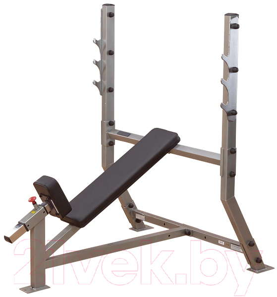 Купить Скамья для жима штанги Body-Solid, Pro-Club SIB359G, Тайвань
