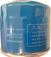 Масляный фильтр Hyundai/KIA S2630035503 -