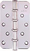 Петля дверная Arni 125x75 SN (овальная) -