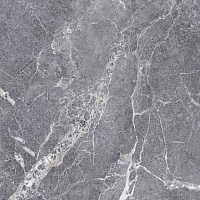 Плитка Kerranova Marble Trend Silver River K-1006/LR (600x600) -